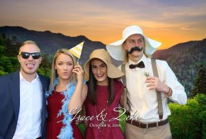 Smoky Mountains Photo Booth Rentals
