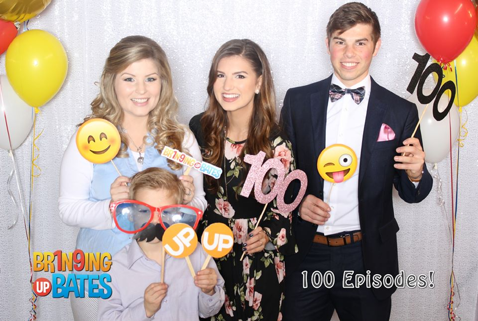 Bringing Up Bates Selfie Studio Photo Booth Knoxville TN